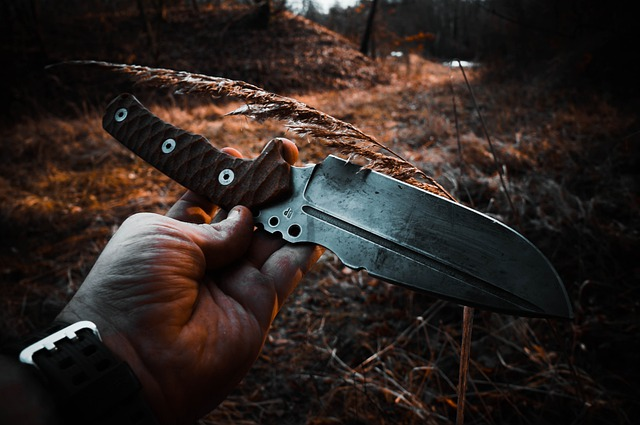 Outdoor Knife for Survival